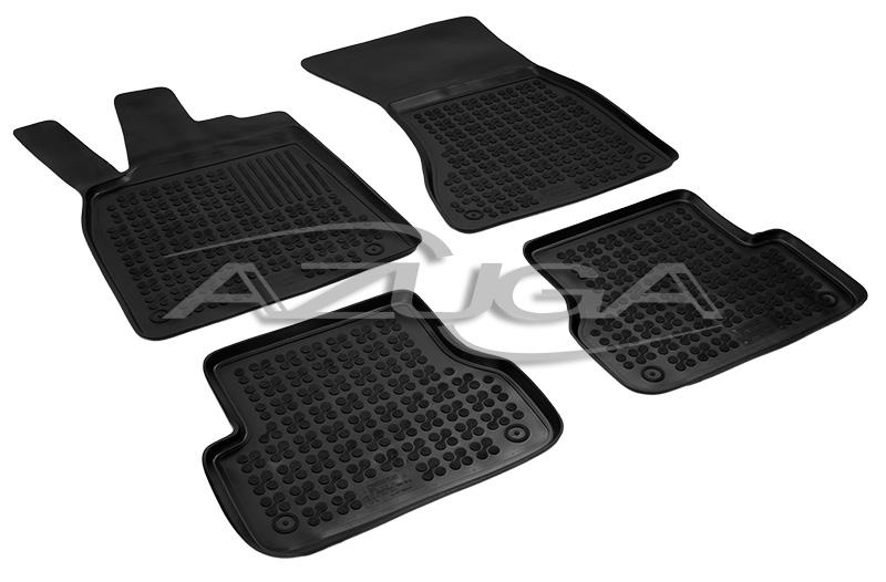 3d gummi fu matten f r audi a6 4g ab 2011 a7 sportback. Black Bedroom Furniture Sets. Home Design Ideas