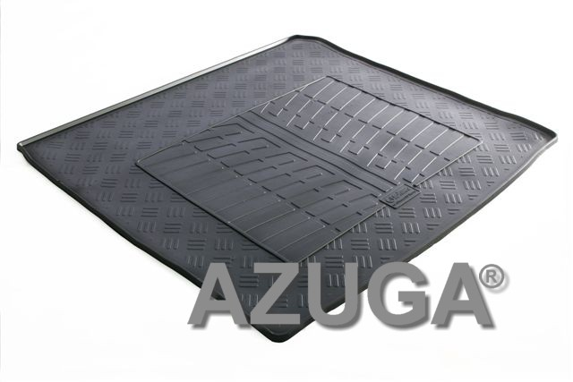 caoutchouc tapis de coffre en caoutchouc de coffre pour citroen c5 tourer ebay. Black Bedroom Furniture Sets. Home Design Ideas