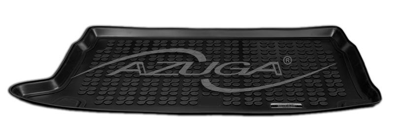 premium antirutsch gummi kofferraumwanne f r vw polo 6r. Black Bedroom Furniture Sets. Home Design Ideas