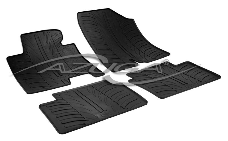 Gummimatten für Hyundai i30//i30 CW Kombi 2007-6//2012 Gummi-Fußmatten FD//FDH