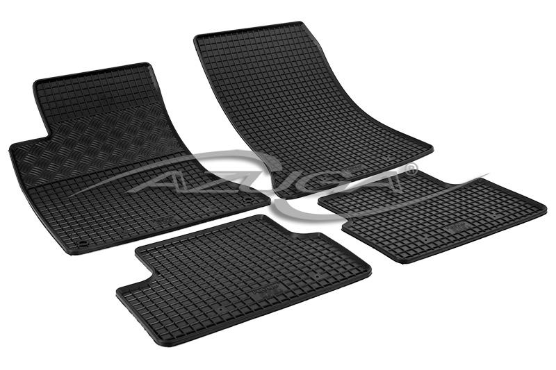 gummimatten f r mercedes a b klasse w176 w246 cla gla. Black Bedroom Furniture Sets. Home Design Ideas