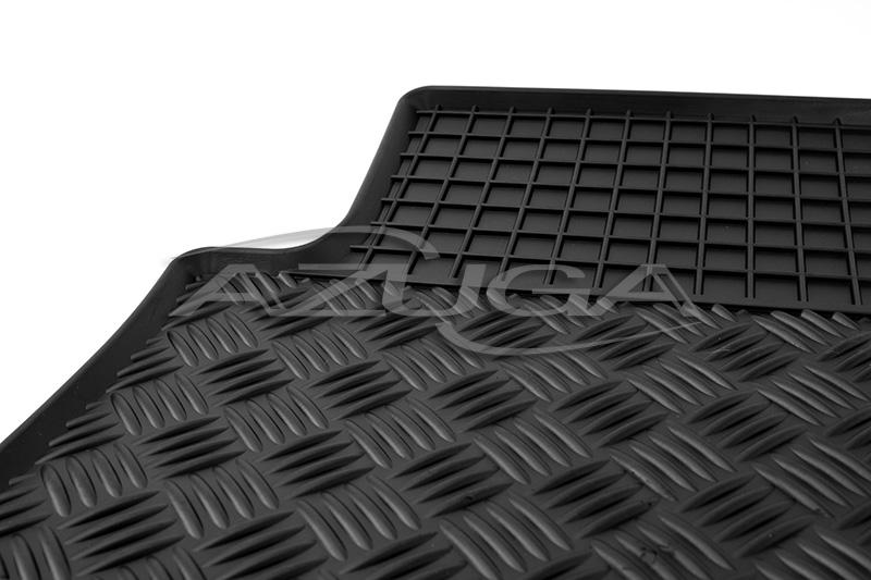 T-Modell Gummi-Fußmatten Gummimatten für Mercedes C-Klasse W203//S203 Limousine