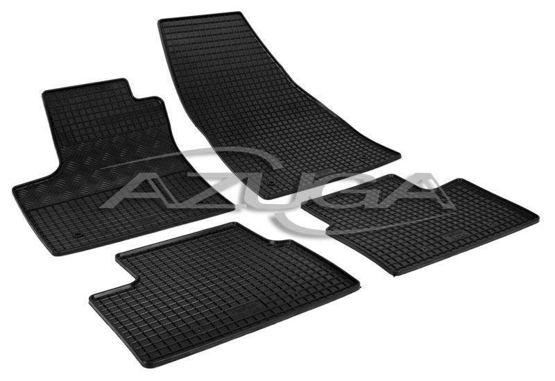 gummimatten f r opel meriva b ab 5 2010. Black Bedroom Furniture Sets. Home Design Ideas