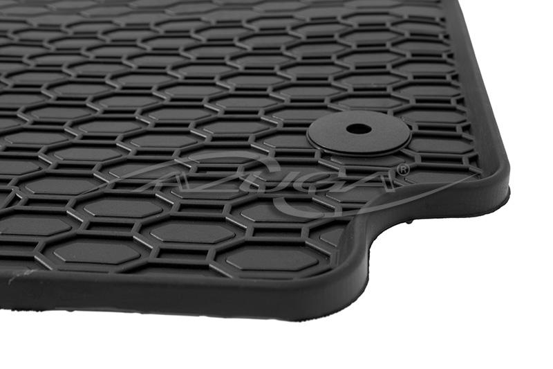 gummimatten f r vw up seat mii skoda citigo ab 2011 gummi fu matten mit clips 5901099010138 ebay. Black Bedroom Furniture Sets. Home Design Ideas
