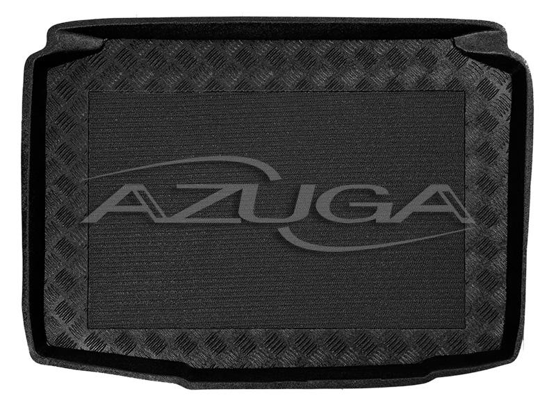 Antirutsch Kofferraumwanne für Skoda Fabia II Limousine//Schrägheck 2007-10//2014