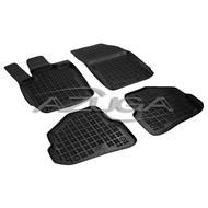 Hohe Gummi-Fußmatten für Audi A1 ab 2010-10/2018 4-tlg.
