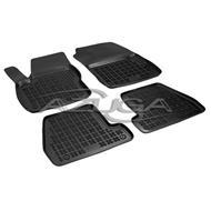 Hohe Gummi-Fußmatten für Ford Focus III ab 2011 4-tlg.