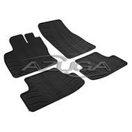 Gummi-Fußmatten für Audi Q2 ab 2016