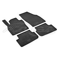 Gummi-Fußmatten für Seat Ibiza (6F) ab 6/2017/Seat Arona ab 2017/VW Polo ab 10/2017