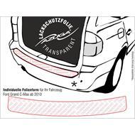 Lackschutzfolie Ladekantenschutz für Ford Grand C-Max ab 12/2010 (farblos)