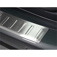 Ladekantenschutz Edelstahl für Citroen C4 Grand Picasso II ab 10/2013