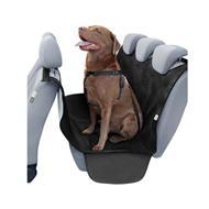 Hunde Schutzdecke für die Rücksitze aus Kunstleder