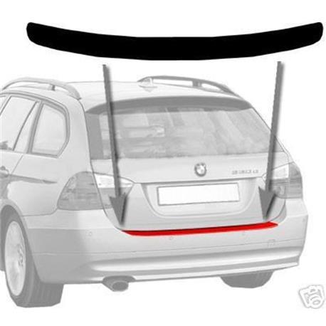 Lackschutzfolie Ladekantenschutz für BMW 3er E46 Kombi ab 1999 (farblos)