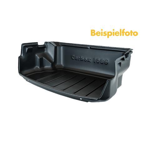Kofferraumwanne für VW T5/T6 Caravelle/Multivan kurzer Radstand Carbox hoher Rand 101733000