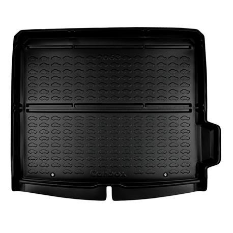 Kofferraumwanne für BMW X3 (F25) ab 11/2010 Carbox Form 202063000