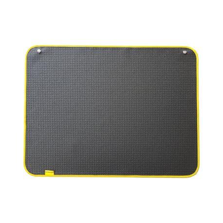 Multimatte Ladekantenschutz für Carbox flach