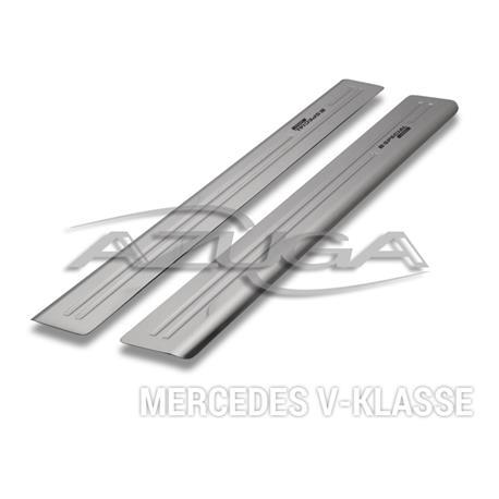 Einstiegsleisten aus Edelstahl für Mercedes Vito/V-Klasse ab 2014 (W447)