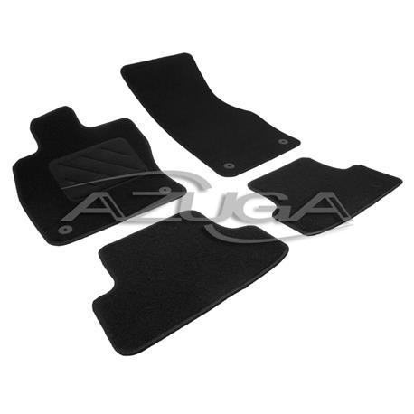 Textil-Fußmatten für Audi A3 ab 2012/A3 Sportback ab 2013 (8V/8VA)