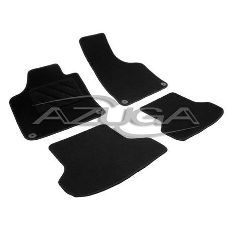 Textil-Fußmatten für Audi A3 ab 5/2003 / A3 Sportback ab 9/2004