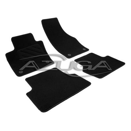 Textil-Fußmatten für Audi Q3 ab 2011-10/2018