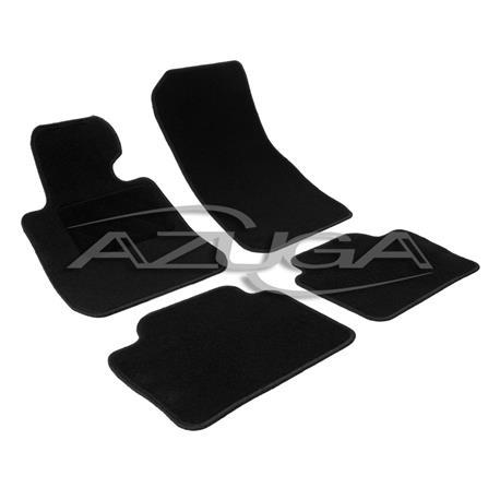 Textil-Fußmatten für BMW 3er ab 2012-2/2019 (F30)/3er Touring ab 2012 (F31)