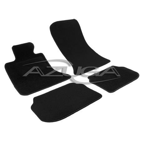 Textil-Fußmatten für BMW 5er ab 3/2010-6/2013 (F10/F11)