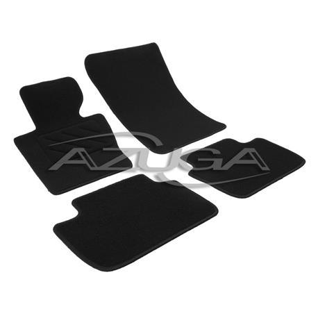 Textil-Fußmatten für BMW X3 (E83) ab 2003