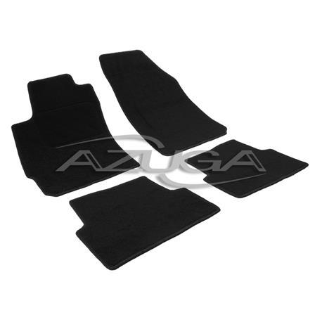 Textil-Fußmatten für Chevrolet Aveo ab 7/2011