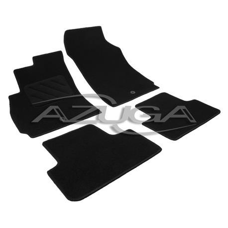 Textil-Fußmatten für Chevrolet Orlando ab 2011