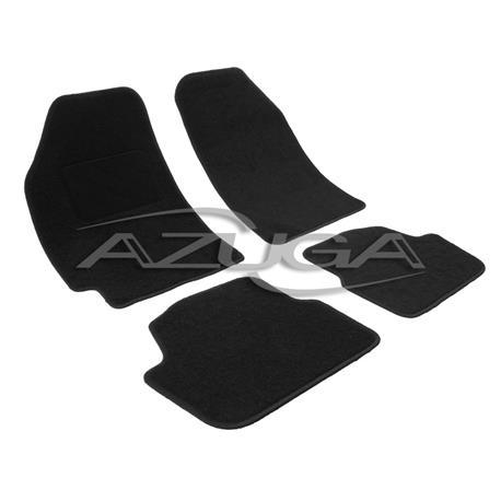 Textil-Fußmatten für Chevrolet Spark ab 3/2010-10/2012