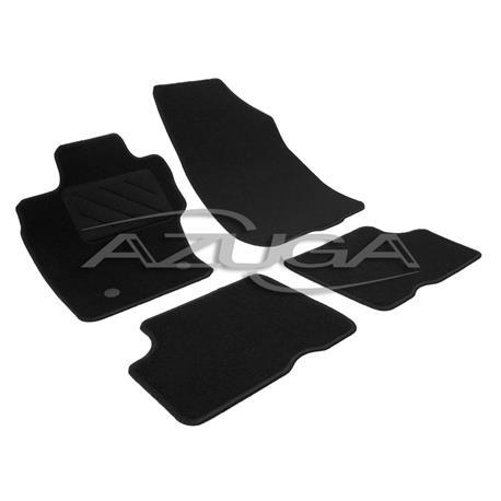 Textil-Fußmatten für Dacia Duster 2WD ab 2014