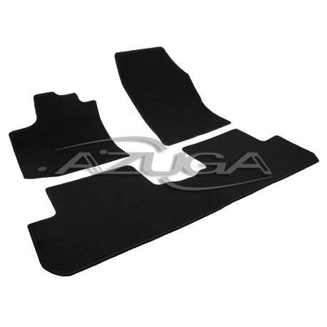 Textil-Fußmatten für Dacia Lodgy ab 2012