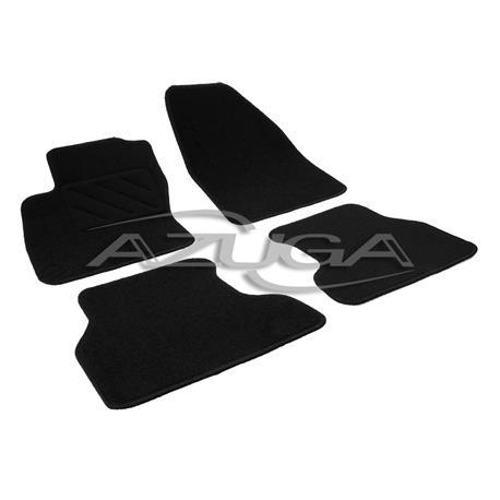 Textil-Fußmatten für Ford Focus II 2005-2011