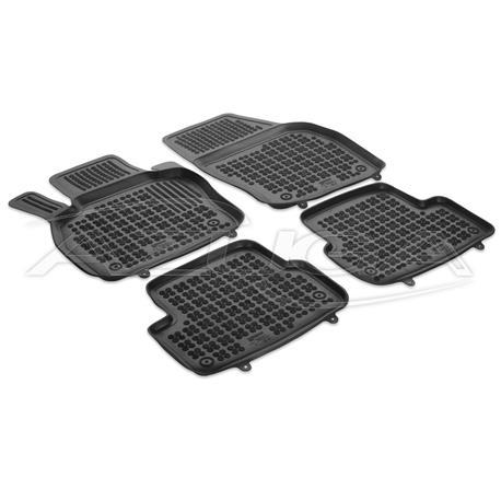 Hohe Gummi-Fußmatten für Audi A1 Sportback ab 11/2018 4-tlg.