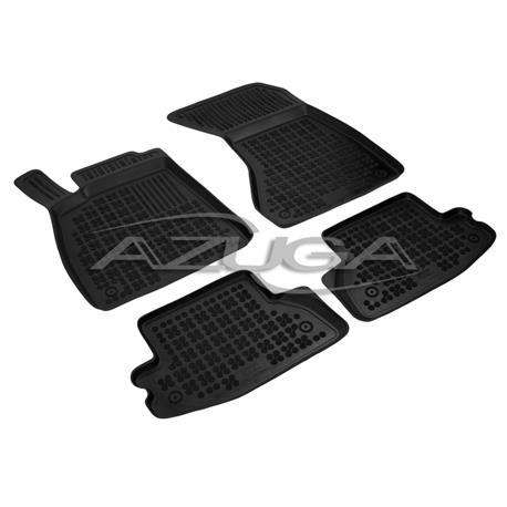 Hohe Gummi-Fußmatten für Audi A5 Coupé ab 8/2016