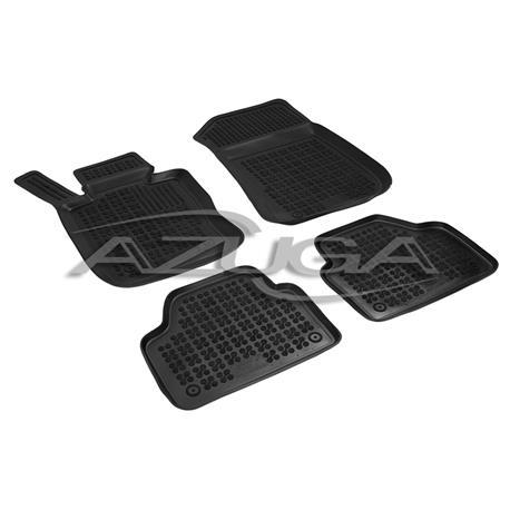 Hohe Gummi-Fußmatten für BMW X1 ab 10/2009-10/2015 (E84) 4-tlg.