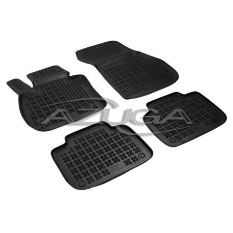 Hohe Gummi-Fußmatten für BMW X1 ab 11/2015 (F48) 4-tlg.