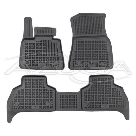 Hohe Gummi-Fußmatten für BMW X5 (G05) ab 11/2018