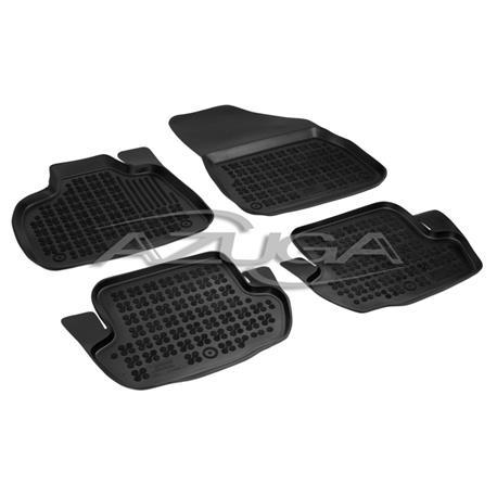 Hohe Gummi-Fußmatten für Citroen DS5 ab 2012 4-tlg.