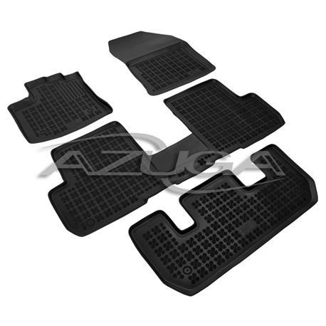 Hohe Gummi-Fußmatten für Dacia Lodgy ab 2012