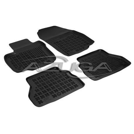Hohe Gummi-Fußmatten für Ford B-Max ab 2012 4-tlg.