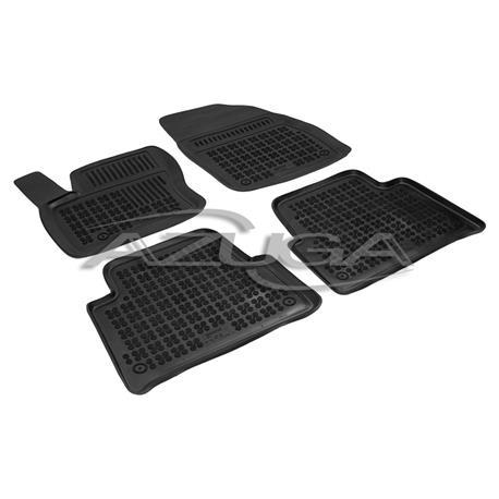 Hohe Gummi-Fußmatten für Ford Kuga ab 2008-9/2011 4-tlg.