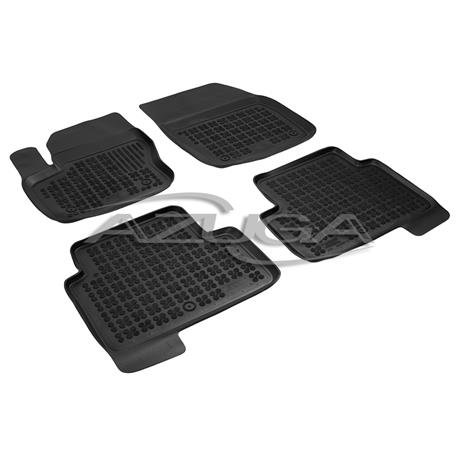 Hohe Gummi-Fußmatten für Ford Kuga ab 3/2013 4-tlg.