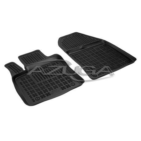 Hohe Gummi-Fußmatten für Ford Transit Courier ab 2014 2-tlg.