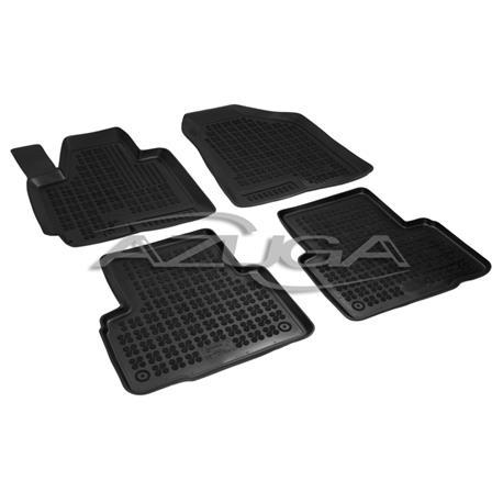 Hohe Gummi-Fußmatten für Hyundai iX35 ab 2010 4-tlg.
