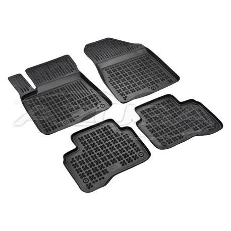 Hohe Gummi-Fußmatten für Kia Niro Hybrid ab 2016