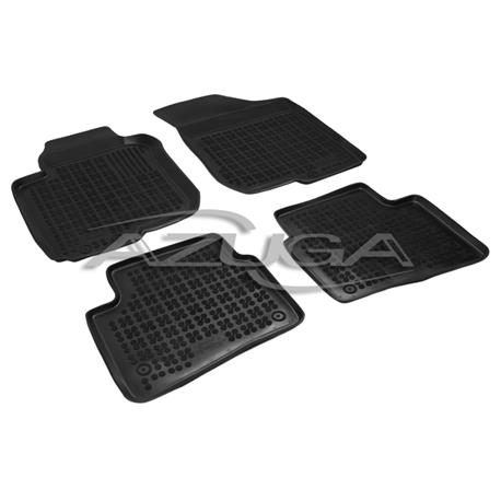 Hohe Gummi-Fußmatten für Hyundai i30/Kia Ceed ab 2007-2012