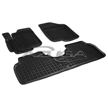 Hohe Gummi-Fußmatten für Hyundai iX20/Kia Venga ab 2010