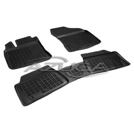 Hohe Gummi-Fußmatten für Lexus CT 200h ab 2011 4-tlg.