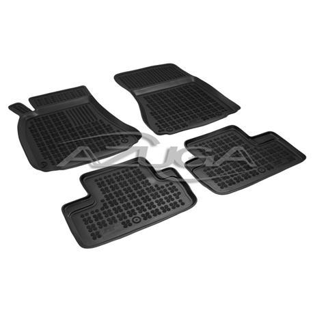 Hohe Gummi-Fußmatten für Lexus IS ab 2005-5/2013 4-tlg.